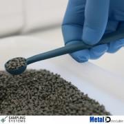 Metal Detectable Volumetric Spoon